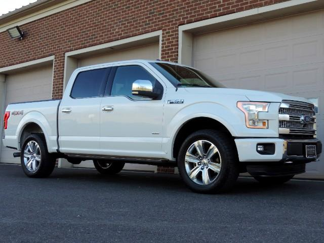 2015 ford f 150 platinum edition fully loaded ecoboost stock a01694 for sale near. Black Bedroom Furniture Sets. Home Design Ideas