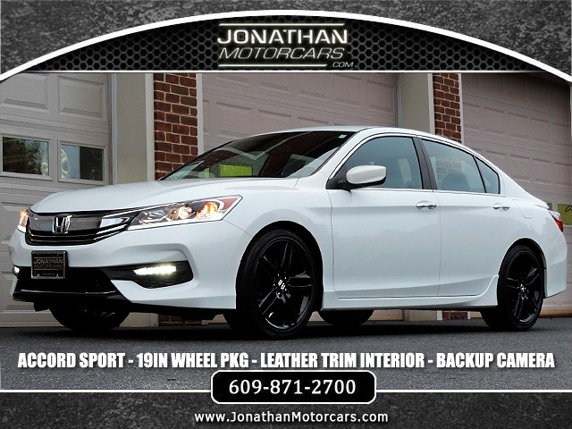Used 2017 Honda Accord Sport | Edgewater Park, NJ