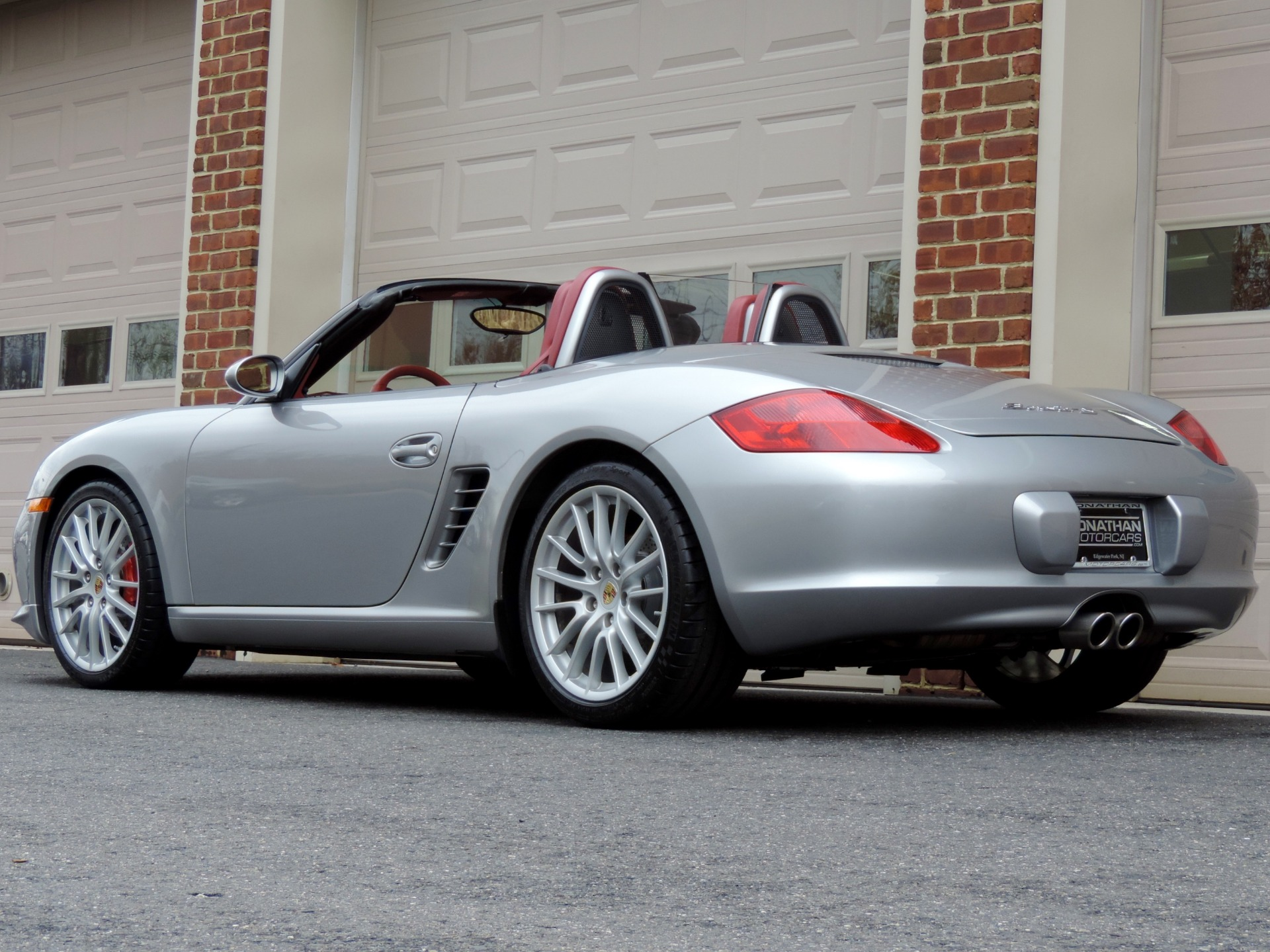Used-2008-Porsche-Boxster-RS-60-Spyder