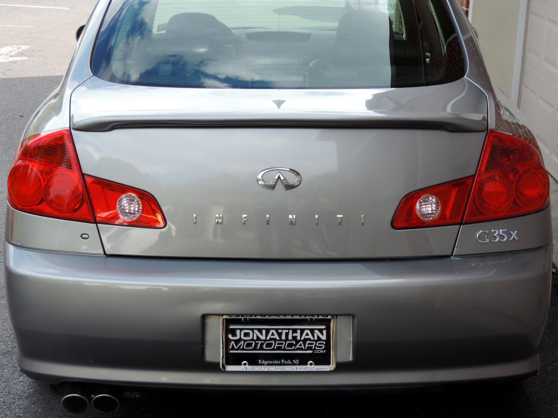 Used-2006-INFINITI-G35-x