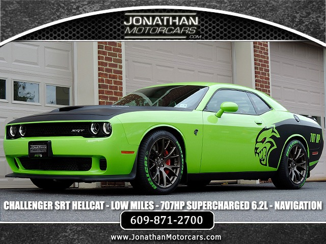2015 Dodge Challenger Hellcat For Sale >> 2015 Dodge Challenger Srt Hellcat Stock 838694 For Sale Near