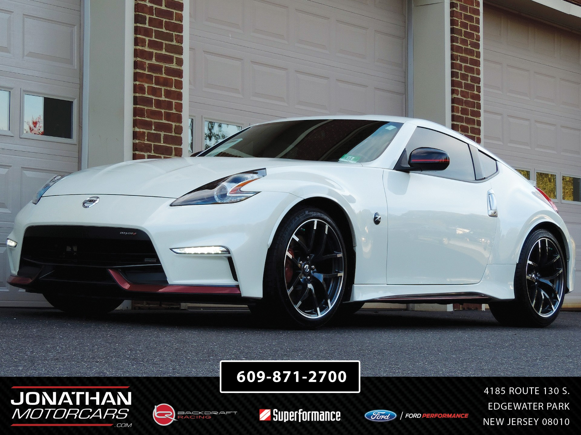 2016 Nissan 370z Nismo Tech Stock