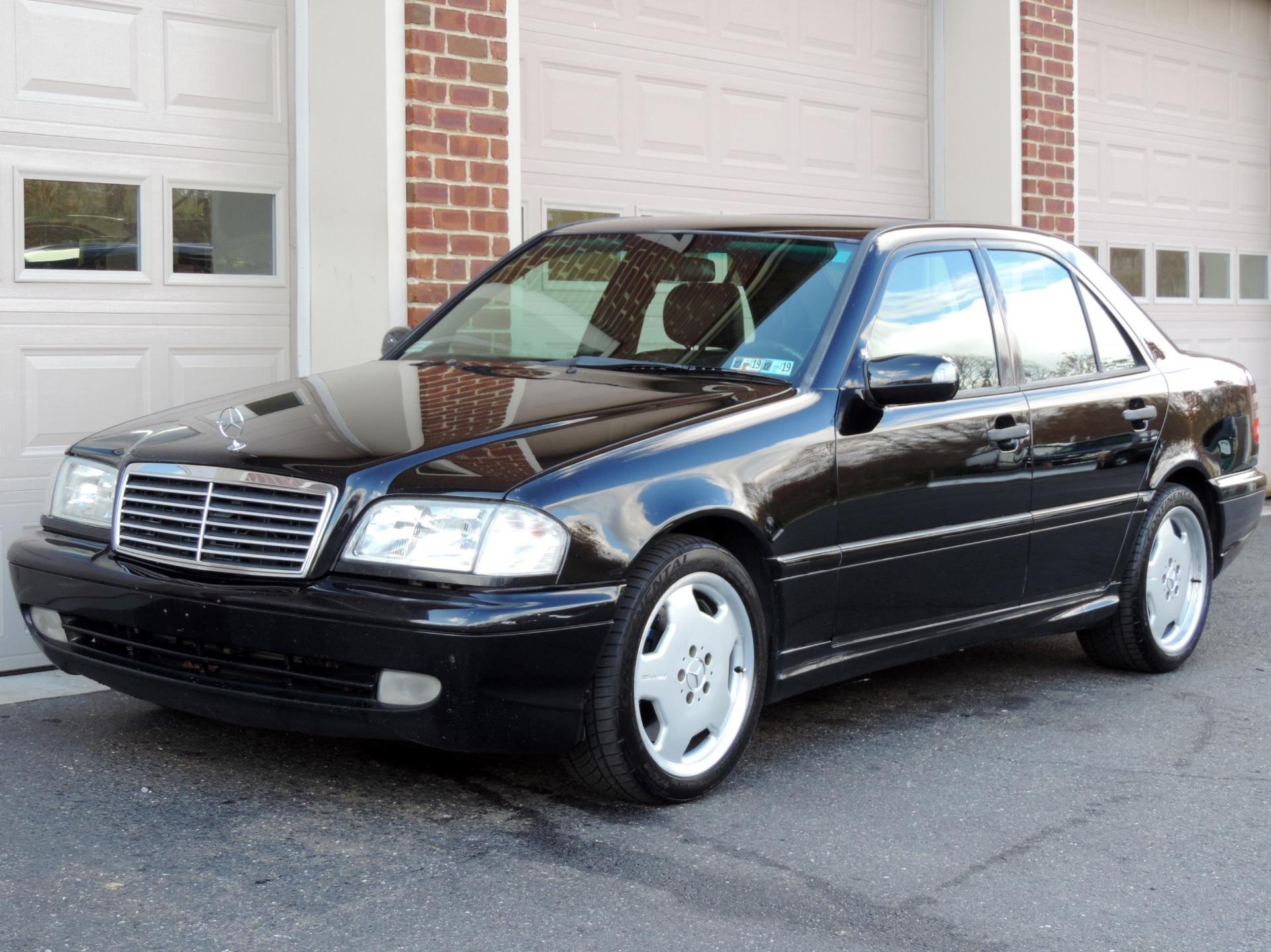 Used-1998-Mercedes-Benz-C-Class-C-43-AMG