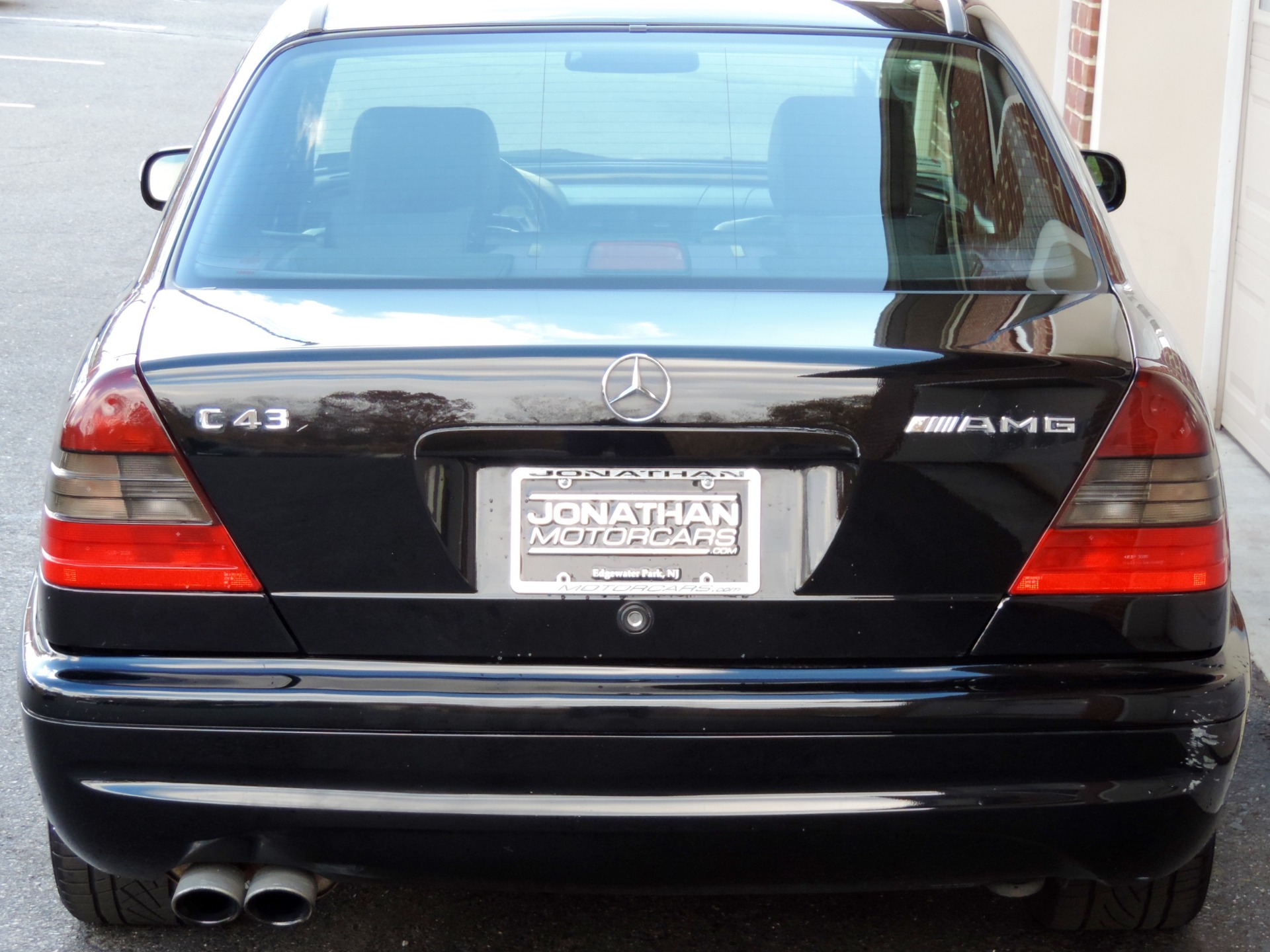 Used-1998-Mercedes-Benz-C-Class-C-43-AMG