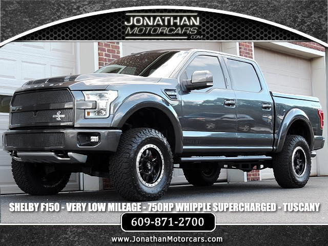 Used 2017 Ford F 150 Shelby