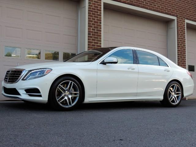 2015 mercedes benz s class s550 4matic amg sport 125k for Mercedes benz used nj