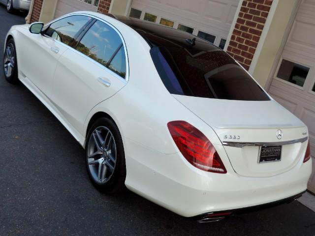 Used 2017 Mercedes Benz S Cl S550 4matic
