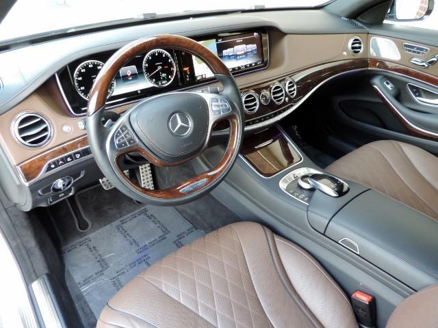 2015 Mercedes Benz S Class S550 4matic Amg Sport 125k Msrp