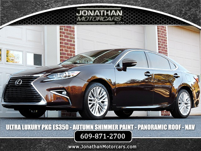 Used 2016 Lexus ES 350 Ultra Luxury Package | Edgewater Park, NJ