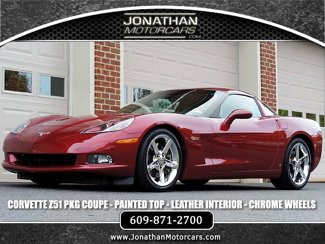 Used 2007 Chevrolet Corvette Z51 | Edgewater Park, NJ
