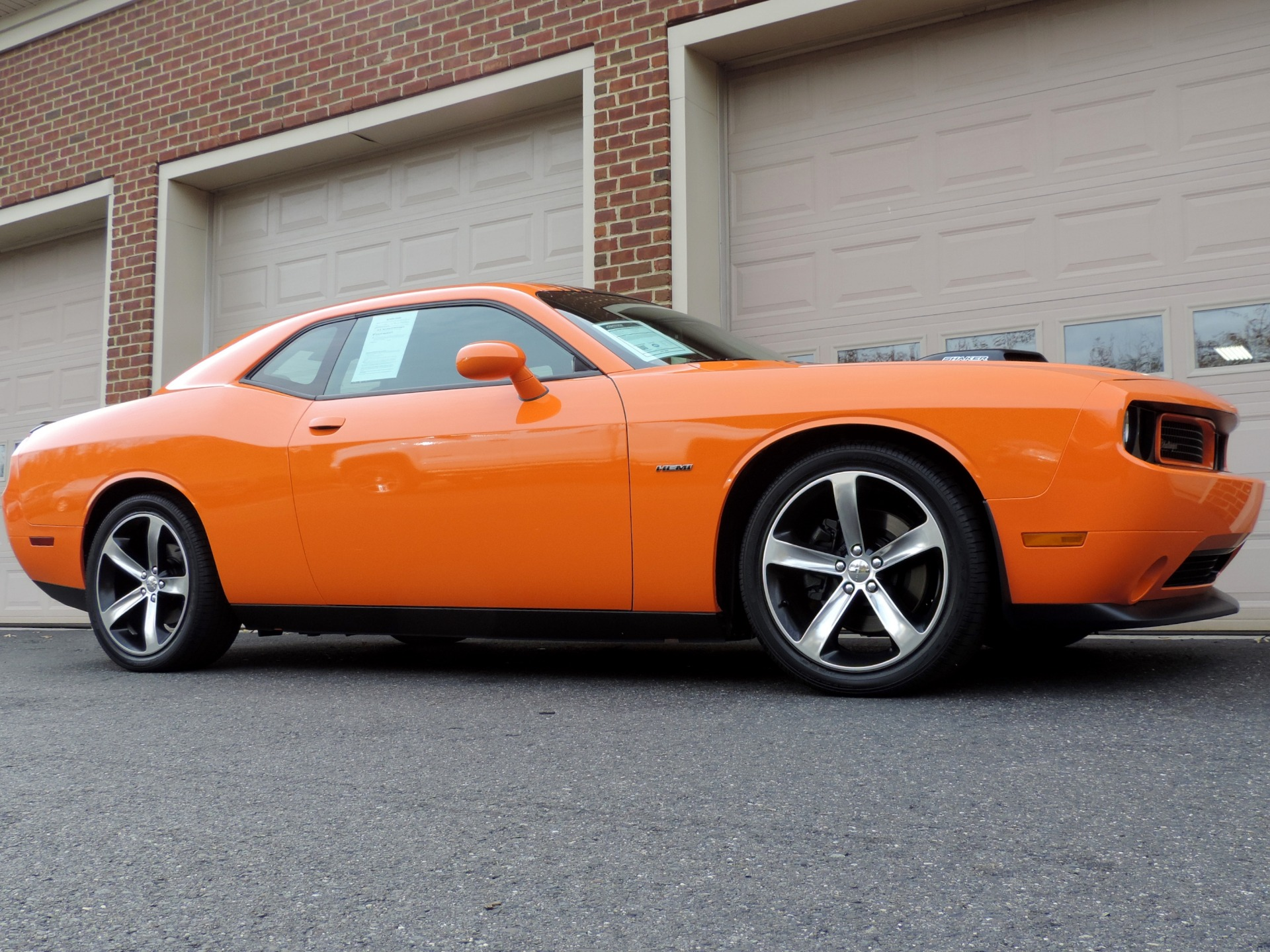 Used-2014-Dodge-Challenger-R/T-Shaker-Package