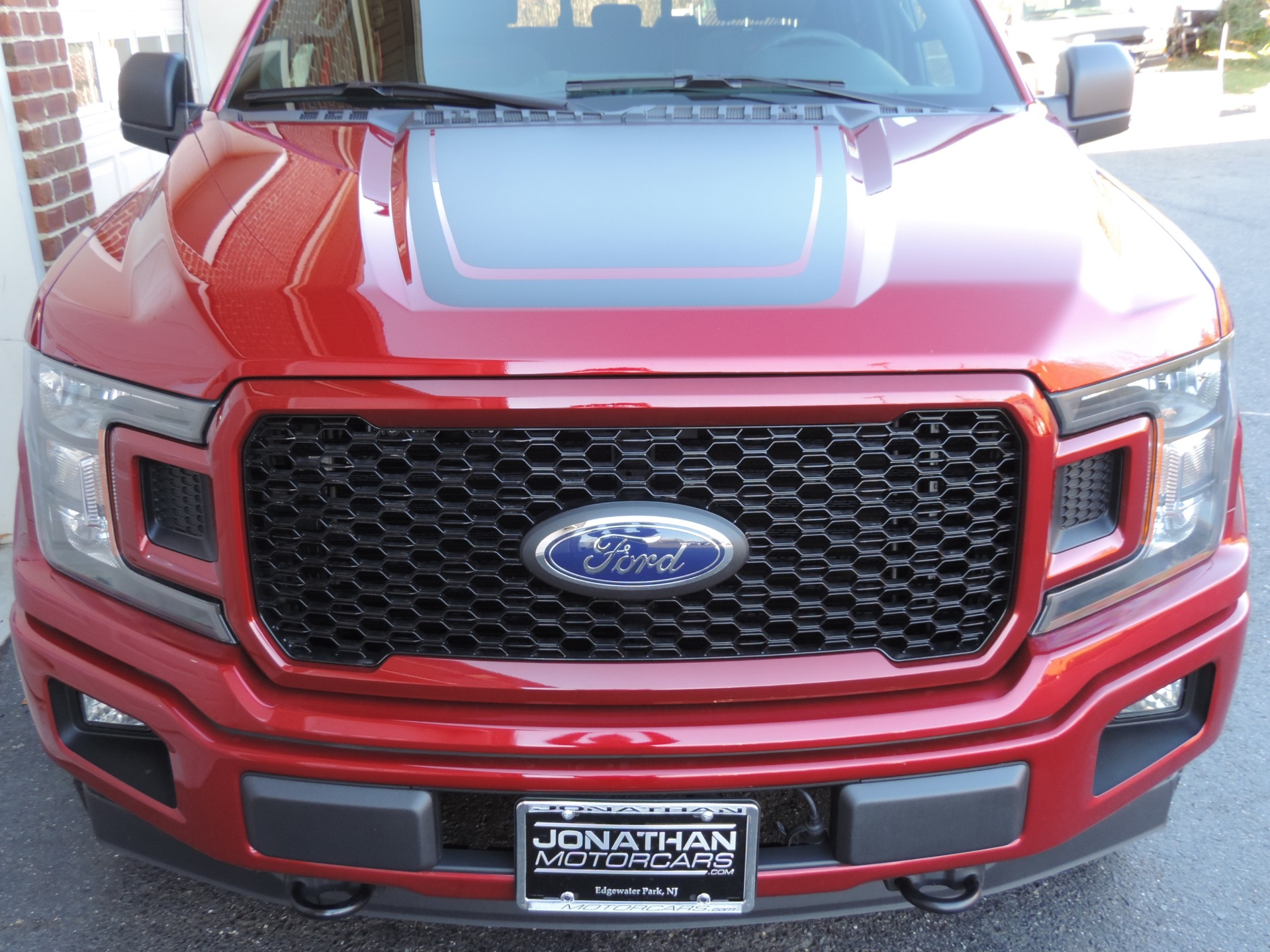 2018 Ford F-150 XLT- Sport Appearance Package- FX4