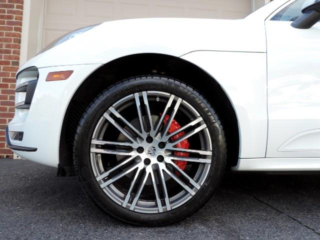 2015 Porsche Macan Turbo Premium Plus Pkg 21inch Wheel Pkg Stock