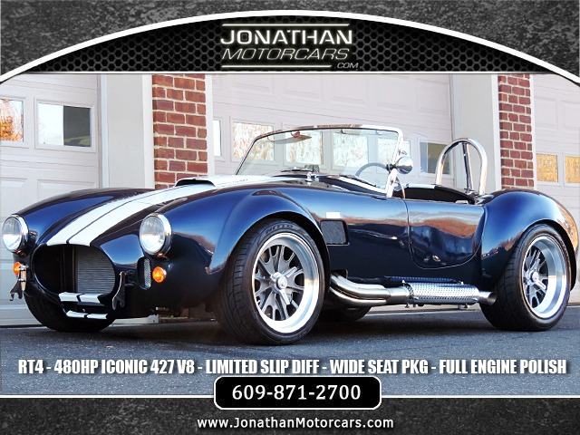 New 1965 Backdraft Racing Cobra Roadster | Edgewater Park, NJ