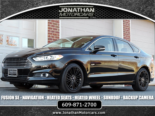 Used 2016 Ford Fusion SE | Edgewater Park, NJ