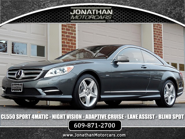 Used 2011 Mercedes-Benz CL-Class CL 550 4MATIC SPORT | Edgewater Park, NJ