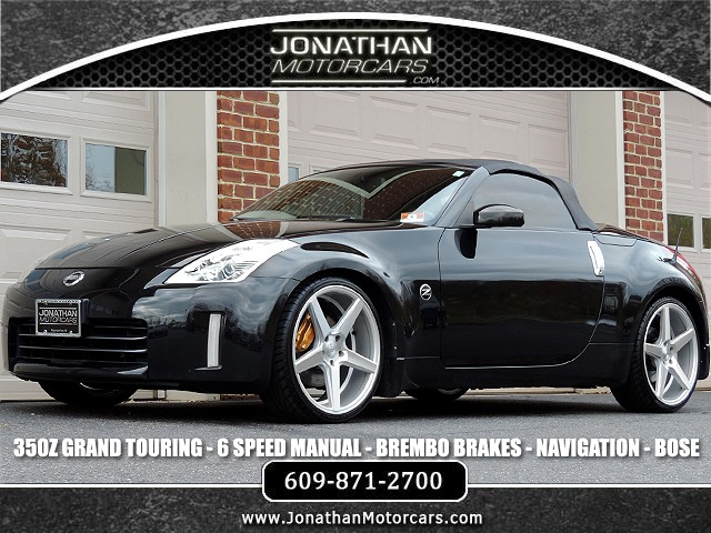 Used 2006 Nissan 350Z Grand Touring | Edgewater Park, NJ