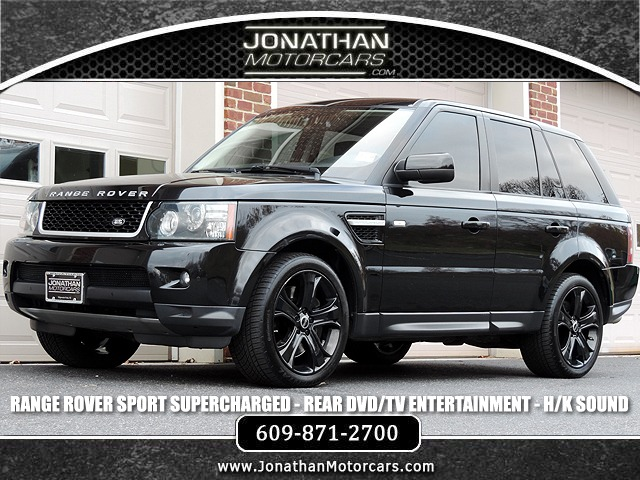 Used 2010 Land Rover Range Rover Sport Supercharged | Edgewater Park, NJ