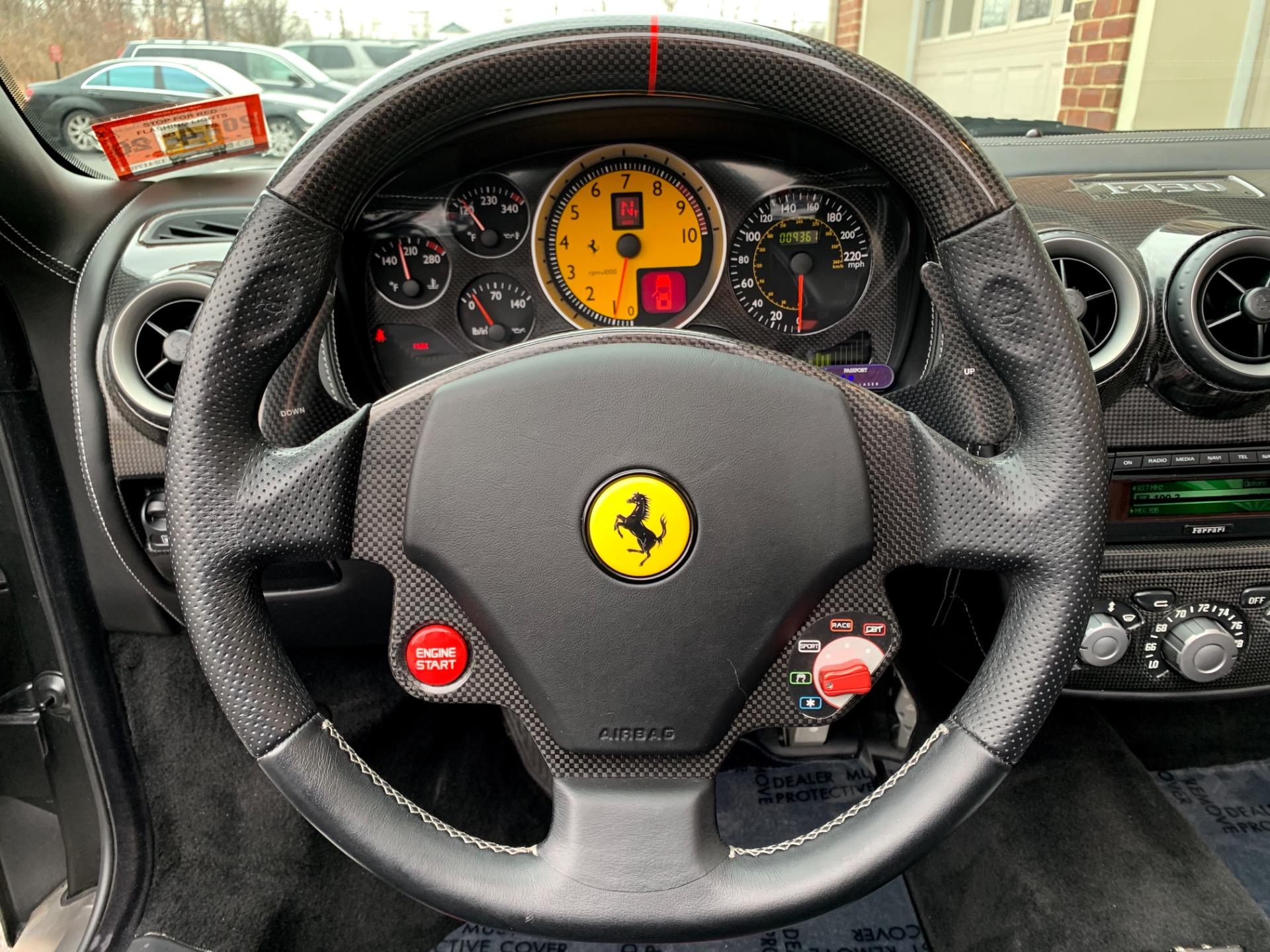 Used-2008-Ferrari-F430-F1-Spider