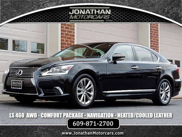 Used 2013 Lexus LS 460 AWD | Edgewater Park, NJ
