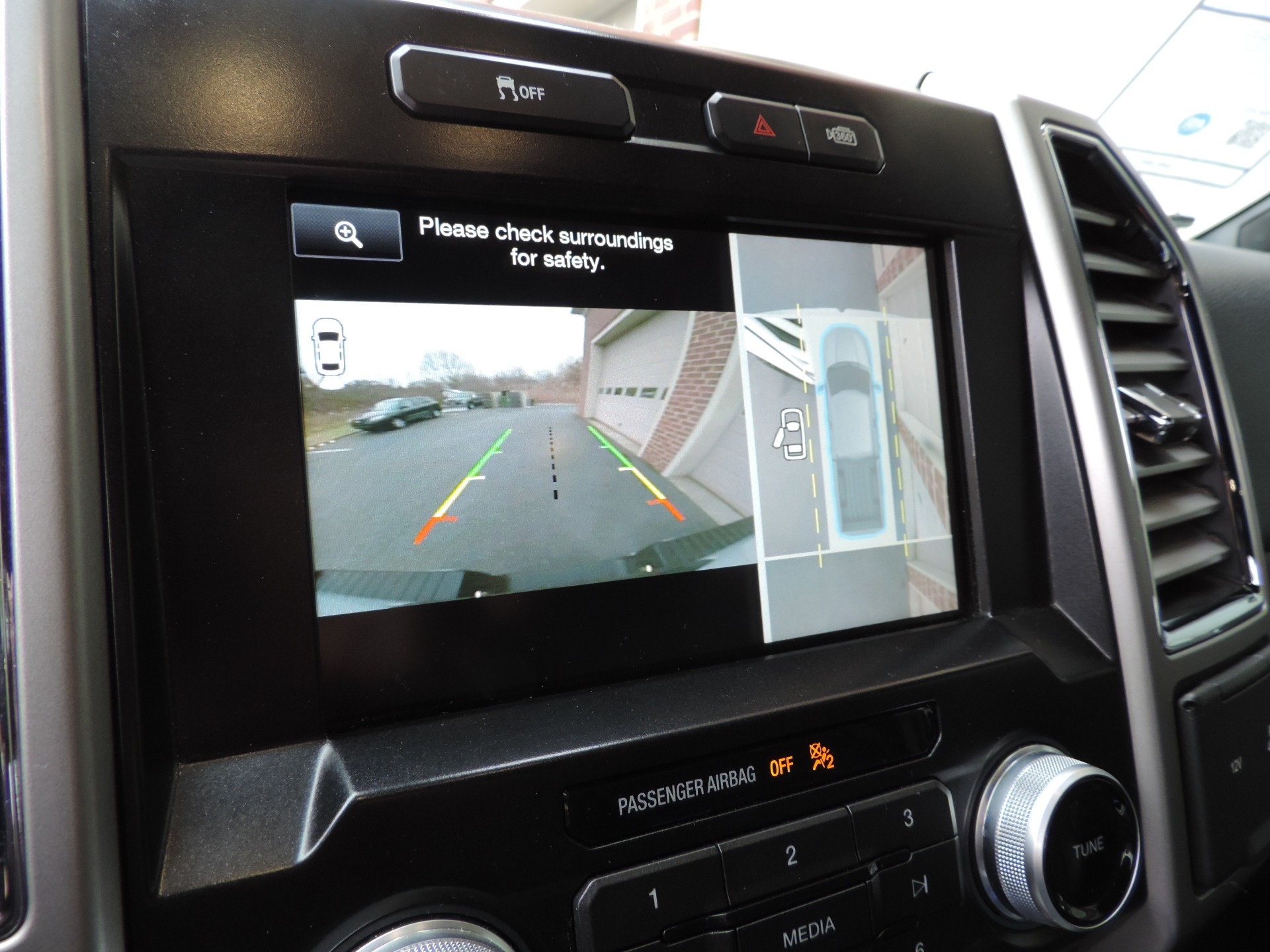 2015 Ford F 150 Navigation Radio