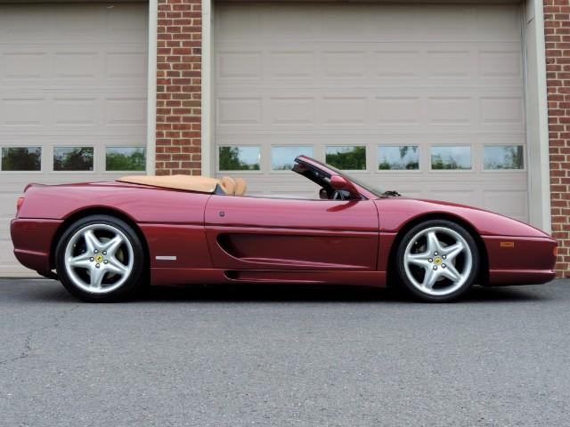 1995 Ferrari F355 Spider Gated Manual Serviced Rare Color