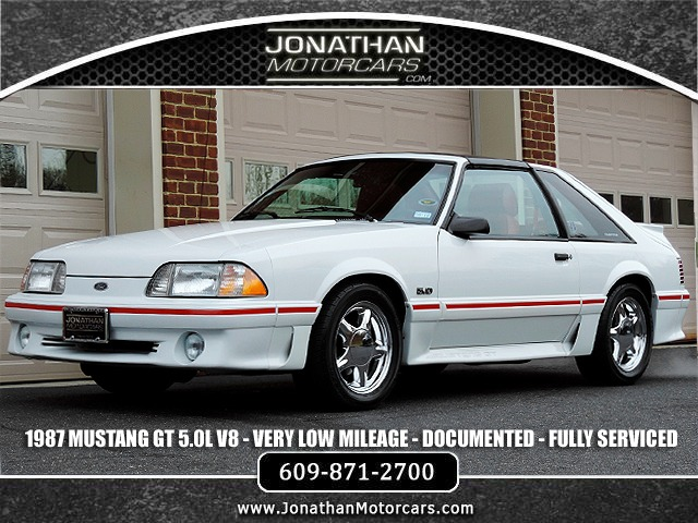 Used 1987 Ford Mustang GT | Edgewater Park, NJ