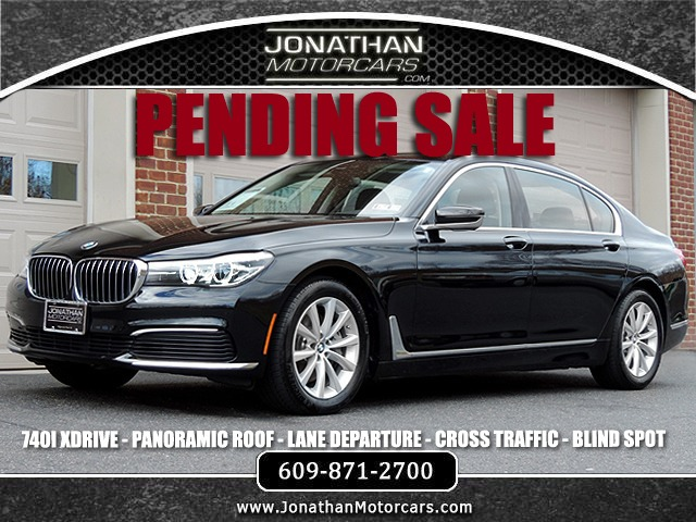 Used 2019 BMW 7 Series 740i xDrive | Edgewater Park, NJ