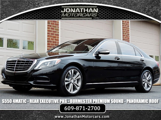 Used 2016 Mercedes-Benz S-Class S 550 4MATIC | Edgewater Park, NJ