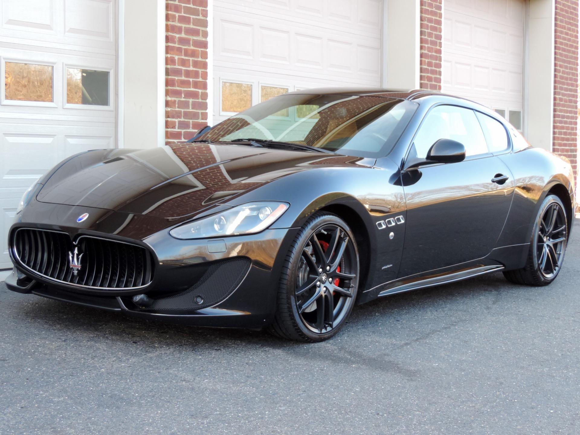 Used 2015 Maserati GranTurismo Sport | Edgewater Park, NJ