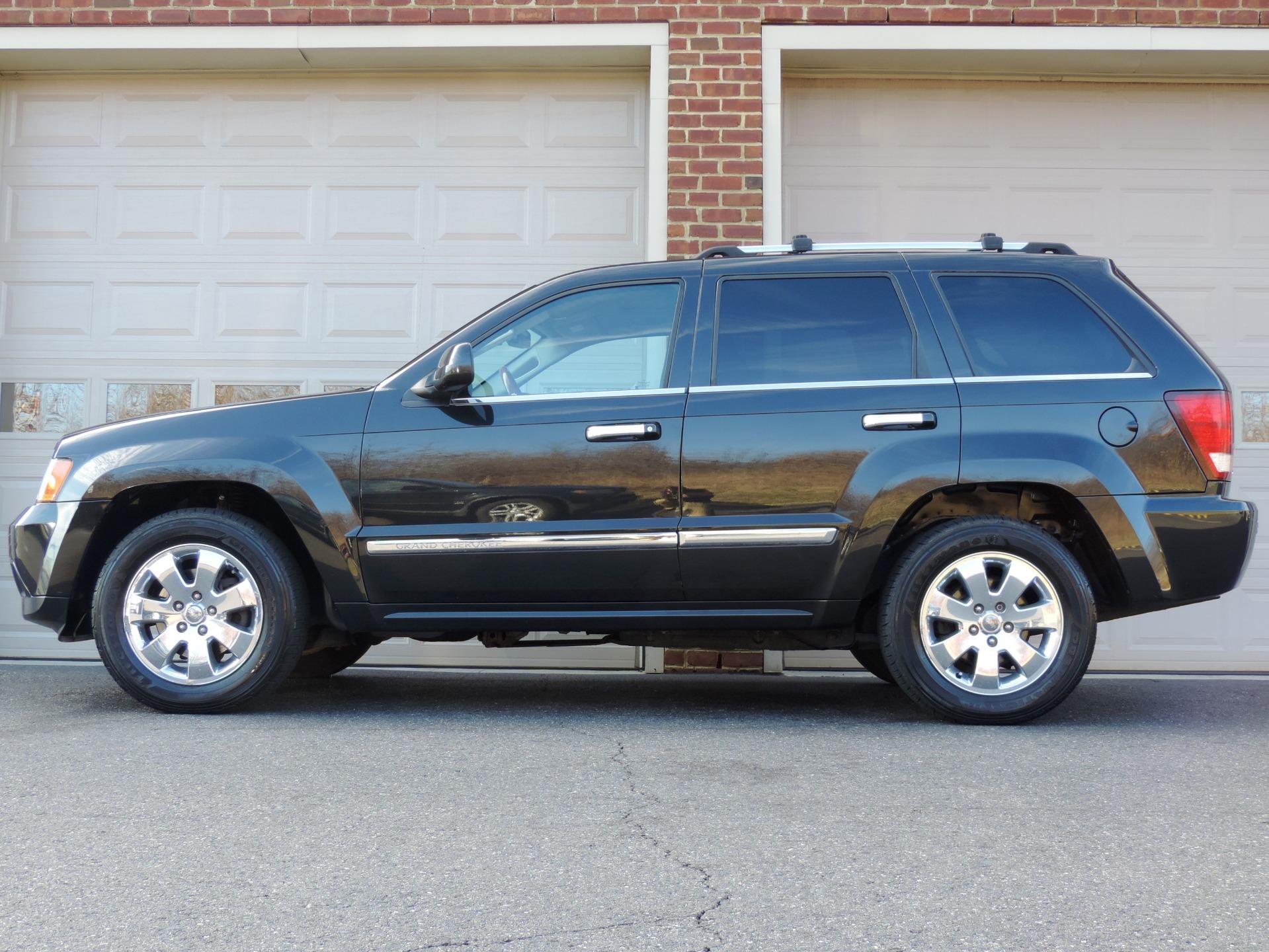 2009 Jeep Grand Cherokee Overland Stock 508119 For Sale Near Edgewater Park Nj Nj Jeep Dealer