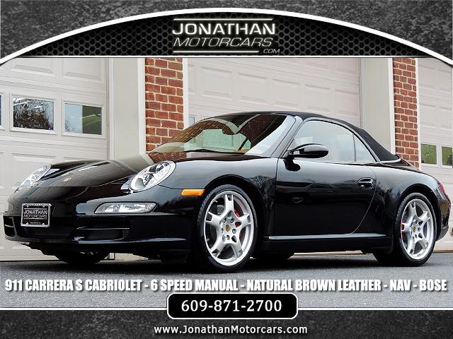 Used 2008 Porsche 911 Carrera S Convertible | Edgewater Park, NJ
