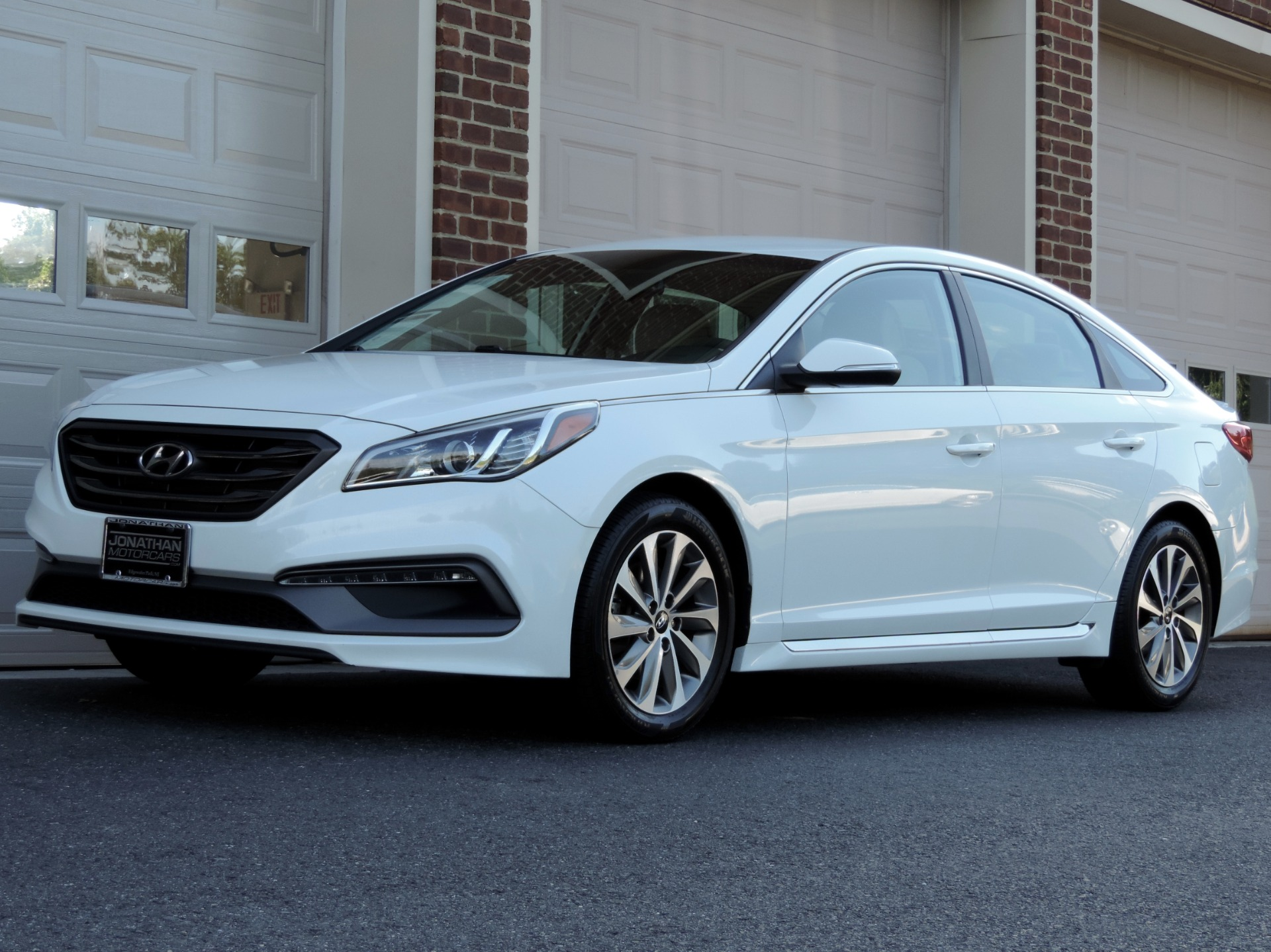 Used Cars For Sale In Nj >> 2015 Hyundai Sonata Sport Stock # 027931 for sale near Edgewater Park, NJ | NJ Hyundai Dealer
