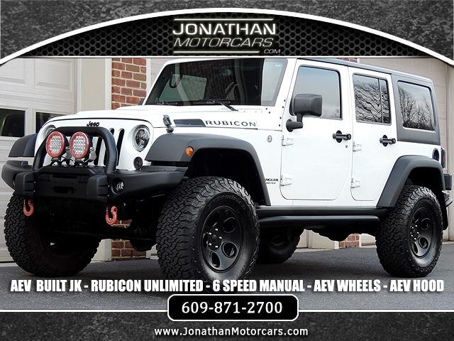 Used 2013 Jeep Wrangler Unlimited Rubicon | Edgewater Park, NJ