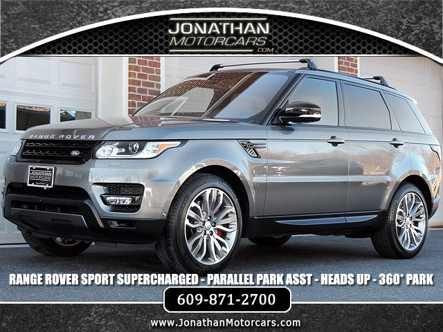 Used 2016 Land Rover Range Rover Sport Supercharged | Edgewater Park, NJ