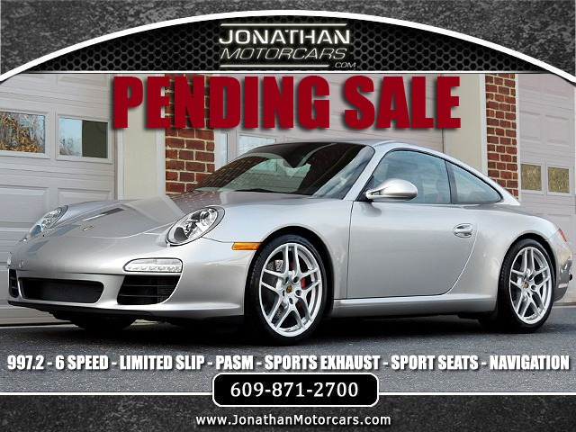 Used 2012 Porsche 911 Coupe 997 Carrera S | Edgewater Park, NJ