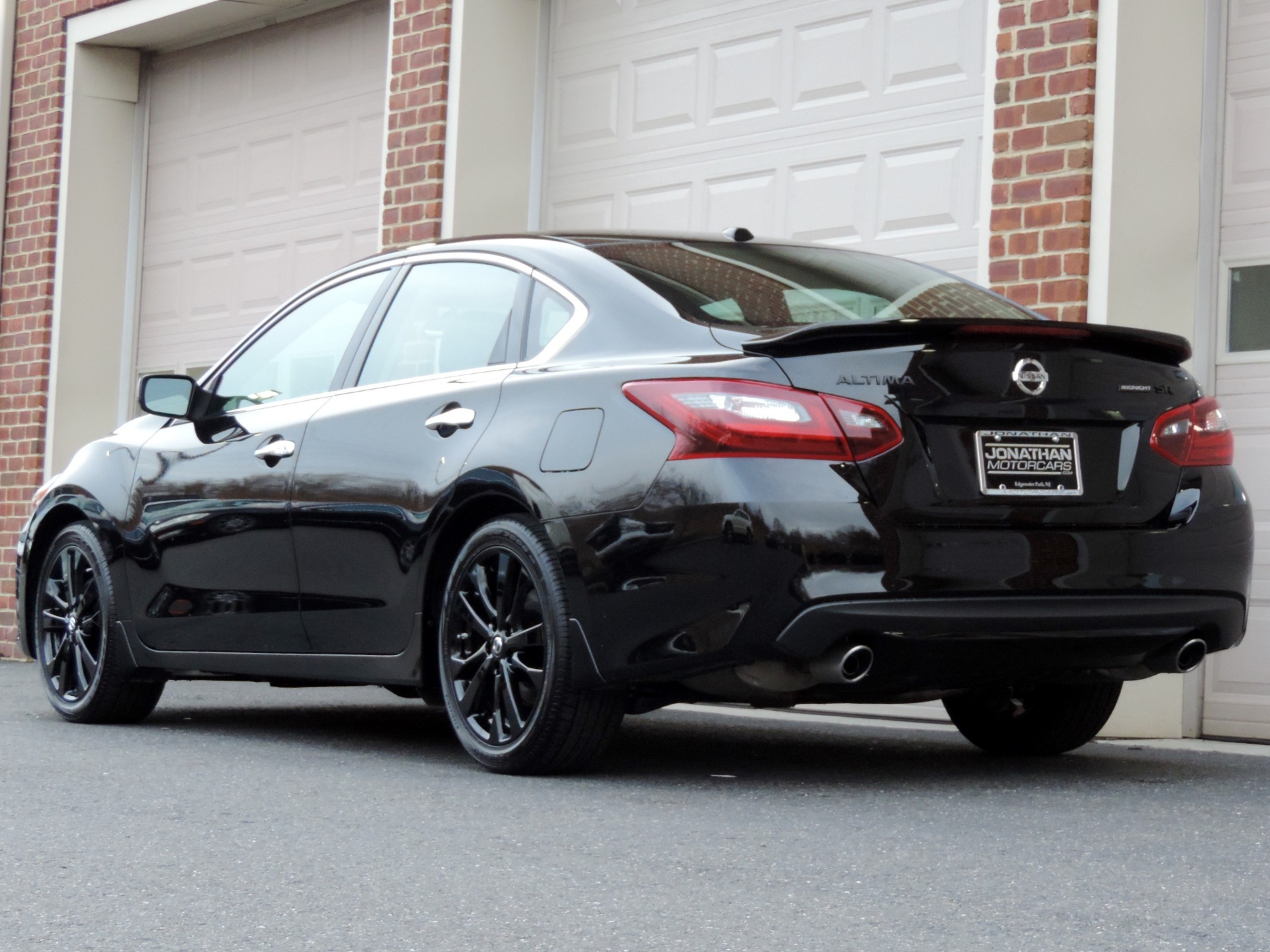 2018 Nissan Altima Sr Midnight Edition Owners Manual Manual Guide