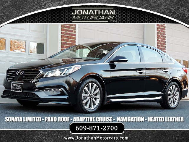 Used 2016 Hyundai Sonata Limited | Edgewater Park, NJ