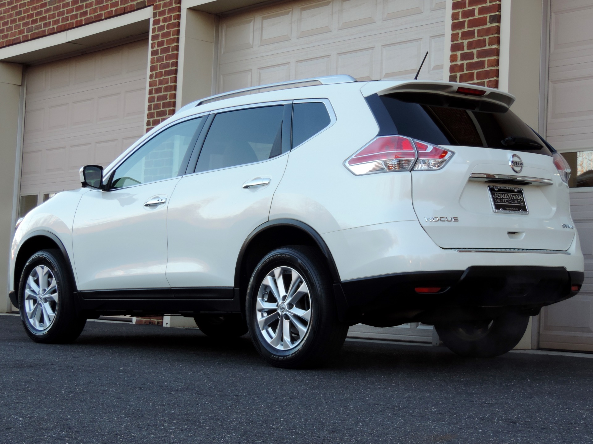Nissan Dealers In Nj >> 2016 Nissan Rogue SV Premium Stock # 658121 for sale near ...