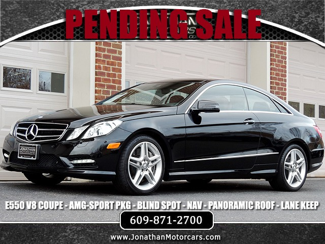 Used 2013 Mercedes-Benz E-Class E 550 Sport | Edgewater Park, NJ