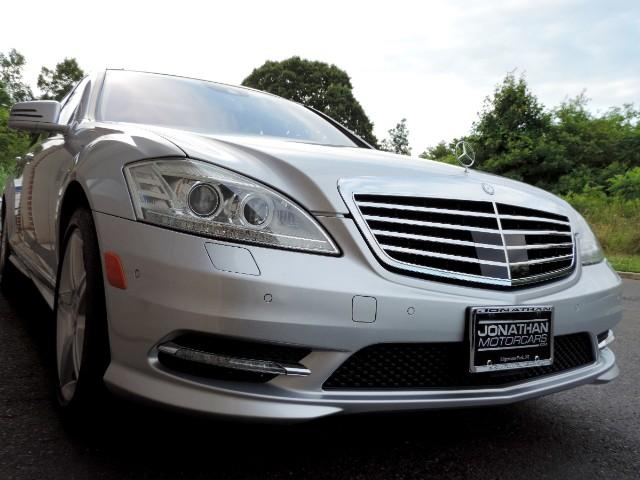 2011 mercedes benz s class s550 amg sport bang olufsen for 2011 mercedes benz s class s550 4matic sedan
