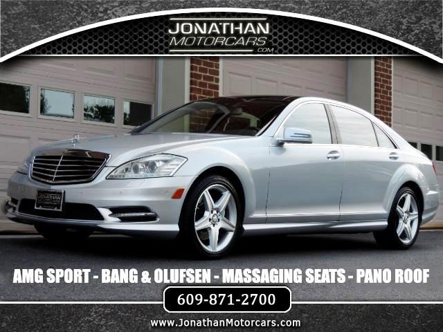 Used 2011 Mercedes Benz S Class S550 AMG