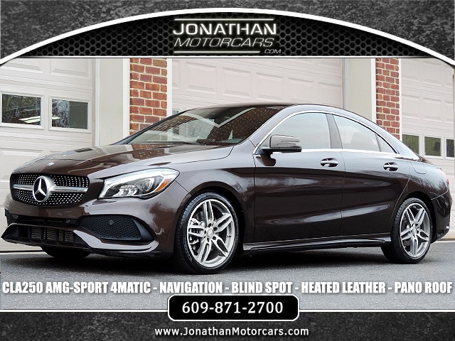 Used 2017 Mercedes-Benz CLA CLA 250 4MATIC Sport | Edgewater Park, NJ