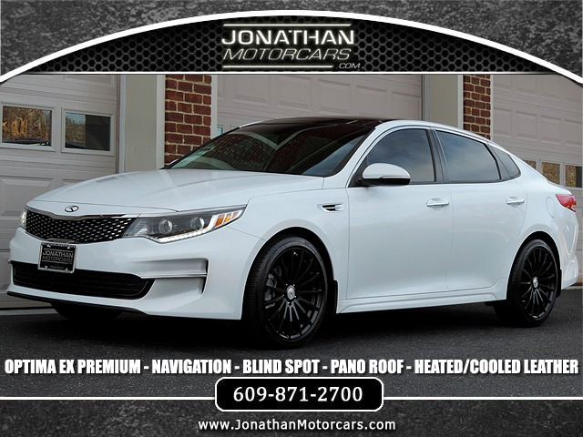 Used 2016 Kia Optima EX Premium | Edgewater Park, NJ