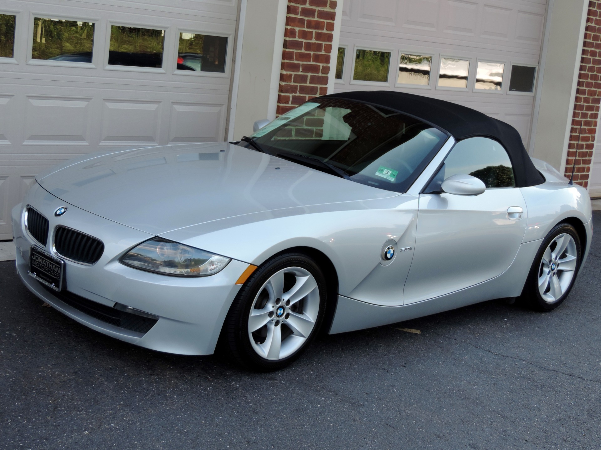 2006 Bmw Z4 Roadster 3 0i Stock W69654 For Sale Near Edgewater Park Nj Nj Bmw Dealer
