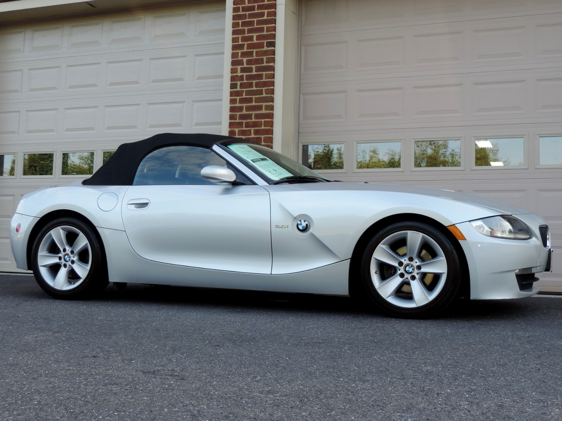 2006 Bmw Z4 Roadster 3 0i Stock W69654 For Sale Near