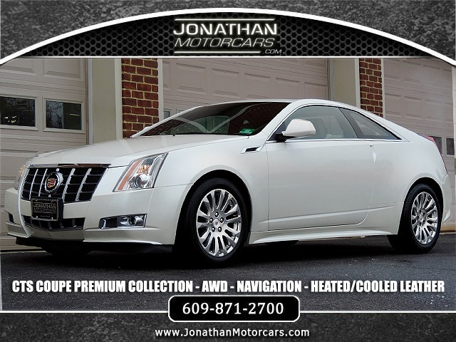 Used 2012 Cadillac CTS 3.6L Premium AWD | Edgewater Park, NJ