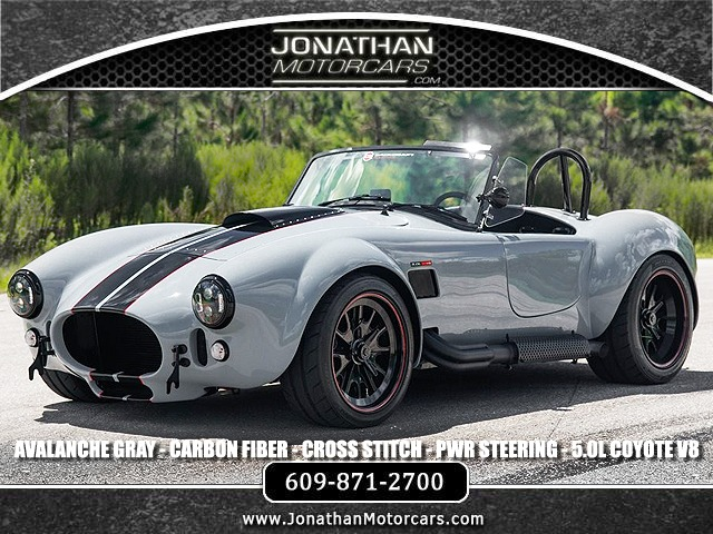 Used 1965 Backdraft Racing Cobra Roadster | Edgewater Park, NJ