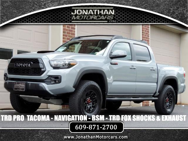 2017 Toyota Tacoma Trd Pro Stock 050336 For Sale Near Edgewater