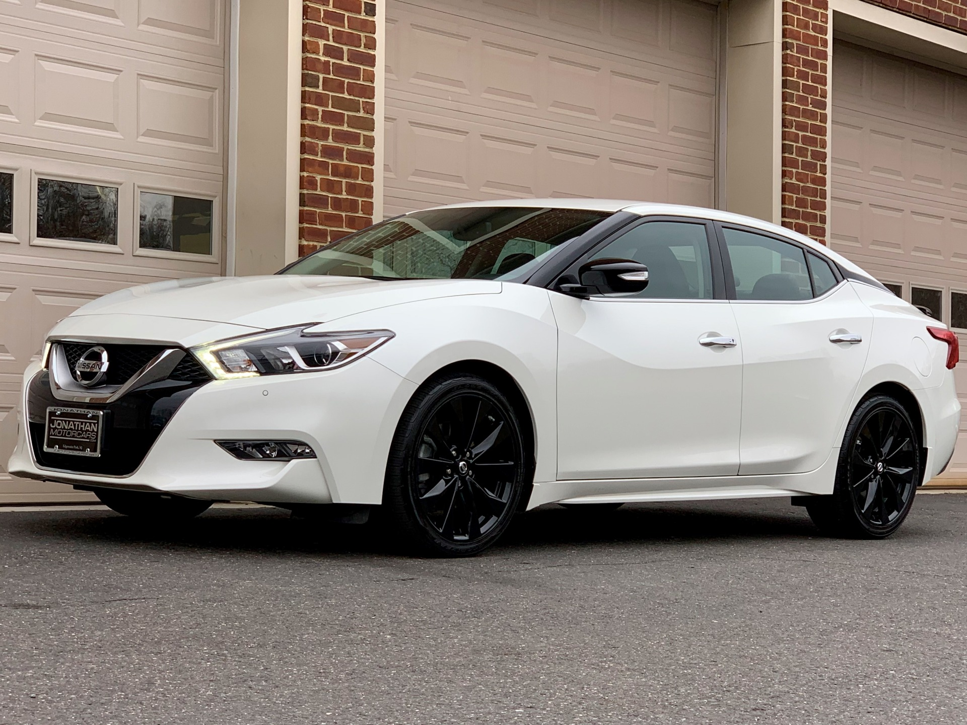Nissan Dealers In Nj >> 2017 Nissan Maxima 3.5 SR Midnight Edition Stock # 450796 ...